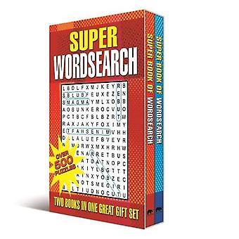 Super Wordsearch Box Set (2 book box set)