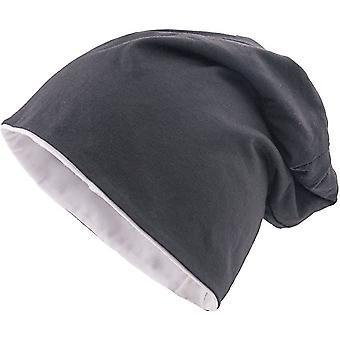 Shenky omkeerbare hoed 2-kleur unisex
