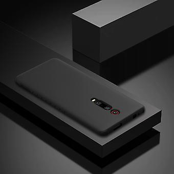 NILLKIN גומי עטוף TPU מגן מקרה עבור Xiaomi Mi 9T & מי 9T Pro &; &רדמי K20 K20 Pro (שחור)