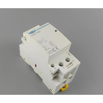 Household Ac Din Rail Contactor