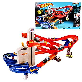 Hot Wheels Roundabout Track Electric