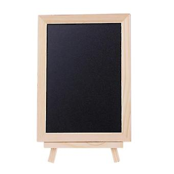 Desktop Message Double Sided Blackboard