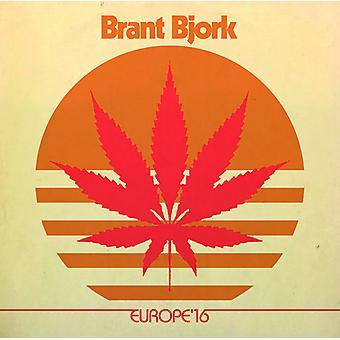 Bjork*Brant - Europe 16 [CD] USA import