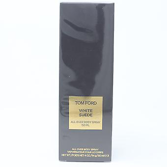 Weißes Wildleder von Tom Ford All Over Body 4oz/150ml Spray New In Box