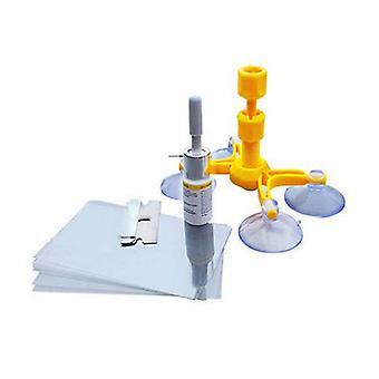 Kit de réparation de pare-brise automatique de voiture de réparation de pare-brise avec la résine pour la fissure de puce et la réparation de verre