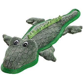 Hunter Tough Brisbane Crocodile Toy (Dogs , Toys & Sport , Stuffed Toys)