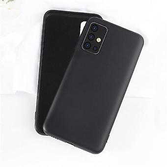 Samsung Galaxy M51 Case, Galaxy A12 5g Capa de silicone de borracha líquida