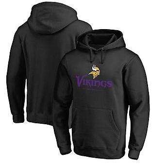 Minnesota Vikings Løs Hettegenser Topper WYK064