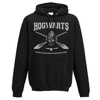 Felpa con cappuccio Harry Potter Unisex Adult Hogwarts