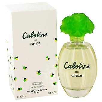 CABOTINE by Parfums Gres Eau De Toilette Spray 3.3 oz / 100 ml (Women)