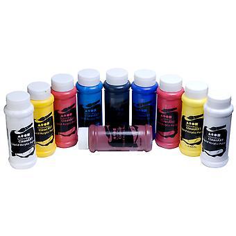 Brian Clegg CleanART Acrylic Paint (Assorted) 10 x 500ml Bottles