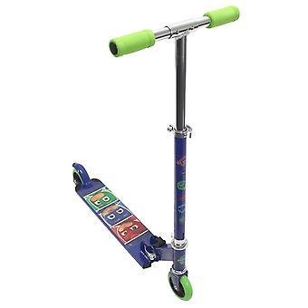 Pj mask - 2 wheel folding scooter