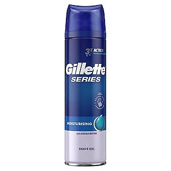 Gillette Serie Hidratante Gel de Afeitar 200ml