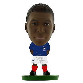 France Kylian Mbappe SoccerStarz Figurine