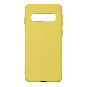 Ultra-Slim Case compatible with Samsung Galaxy S10 | In Yellow |