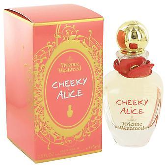 Cheeky Alice Eau De Toilette Spray By Vivienne Westwood 2.5 oz Eau De Toilette Spray