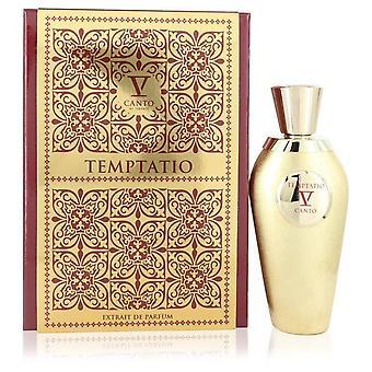 Temptatio V Extrait De Parfum Spray (Unisex) By Canto 3.38 oz Extrait De Parfum Spray