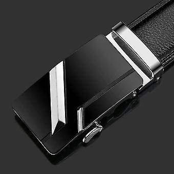 Male Designer Automatic Buckle Belt