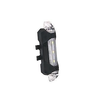 Cykel baglygter, Night Signal Lys med USB Oplader 2stk