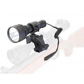 Clulite Pro-Spotter Rechargeable Gun Light - 250m LED beam