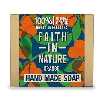 Faith In Nature: Orange Soap 100g