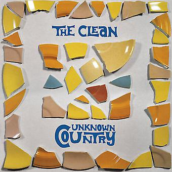 Clean - Unknown Country [Vinyl] USA import