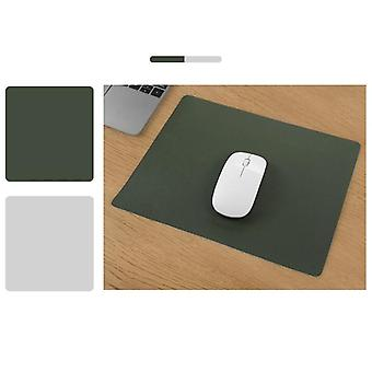 Double-side Pu Mouse Pad