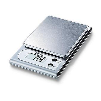 Kitchen Scale Beurer Silver