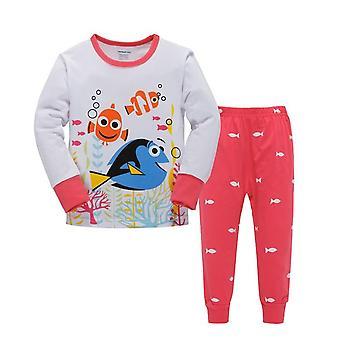 Kids Princess Series Pajamas Sets ( Set 1)