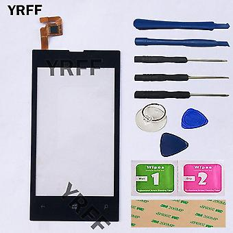 4'' Mobile Touch Screen Glass For Nokia Lumia 520 525 N520 N525