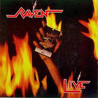 Raven - Live at the Inferno [CD] USA import