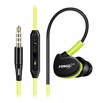 FONGE S500 Wired In-ear Waterproof Earphone