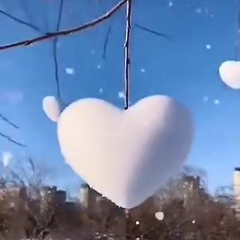Kreative Herz geformt Eisball Maker Clip