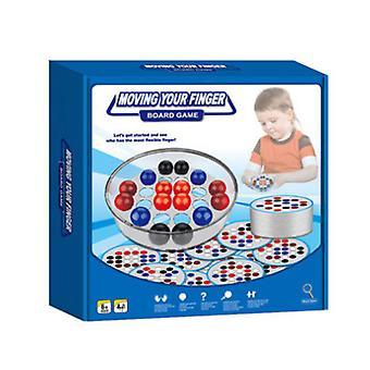 لعبة المجلس لتحسين مراقبة اليد والعين، لعبة لوحة حبة التفاعلية، لعبة الأطفال التعليمية