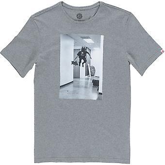 Element HR Short Sleeve T-Shirt in Grey Heather Element HR Short Sleeve T-Shirt in Grey Heather Element HR Short Sleeve T-Shirt in Grey Heather Element HR
