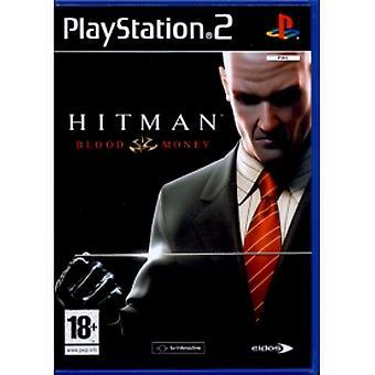 Hitman Blood Money Game PS2