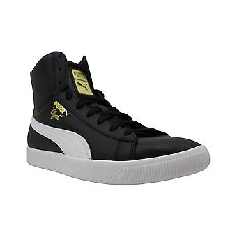 PUMA Mens Young & imprudente Clyde mid casual Sneakers,