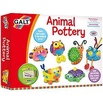 Animal Pottery kreativ aktivitetsuppsättning