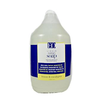 EO Products Hand Soap Refill, Lemon & Eucalyptus , Gal