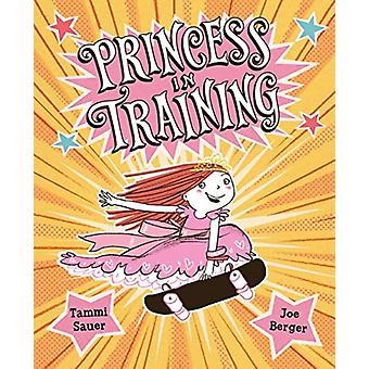 أميرة في التدريب من قبل تامي ساور وسوير