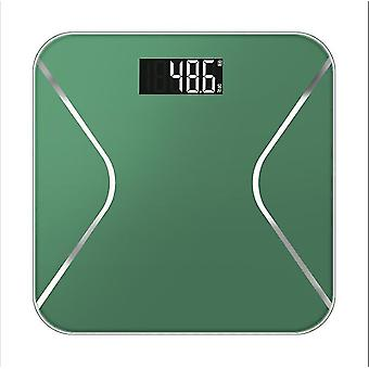 Electronic Weight Scale Home Health Precision Universal Body Scale(Green)