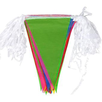 Multi Colored Bunting For Party Decoration