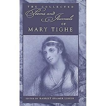 Les recueils de poèmes et de journaux de Mary Tighe