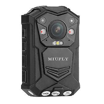 MIUFLY 1296P HD Politi Body Kamera