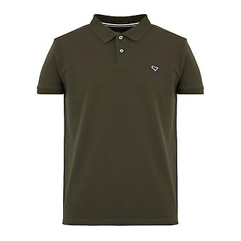 Weekend offender aw21 cannon polo - dark army