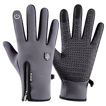 Winter Gloves Touch Screen Water Resistant Thermal For Men And Women