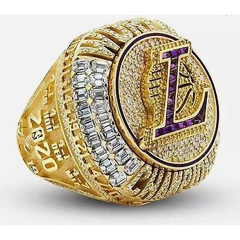 Nba Basketball  2020 Los Angeles Lakers Championship Ring