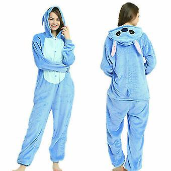 Animal Pajamas Yöasut Cosplay Onsie1 Puvut Aikuisten Jumpsuit Asu