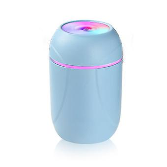 Household Car Mounted Seven Color Rotary Colorful Atmosphere Lamp Humidifier