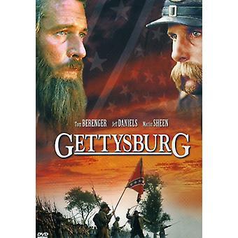 Importer des USA de Gettysburg [DVD]